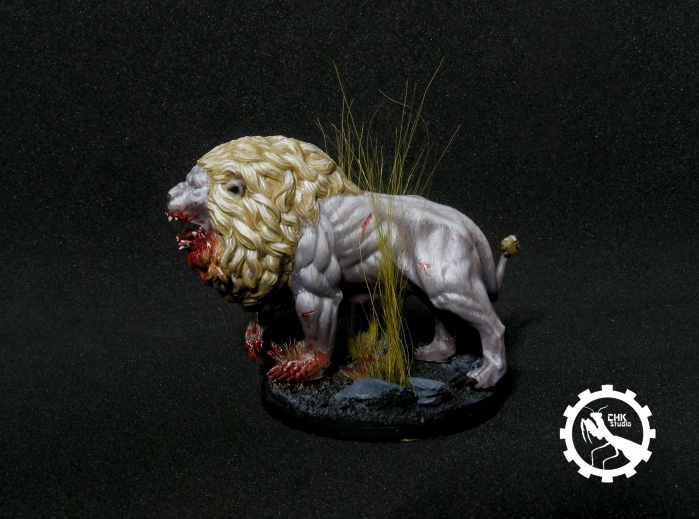 Lion 2 Kingdom Death