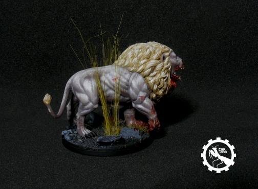 lion 3 kingdom death