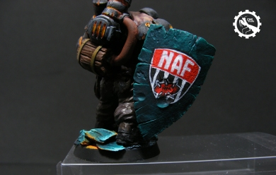 NAF shield
