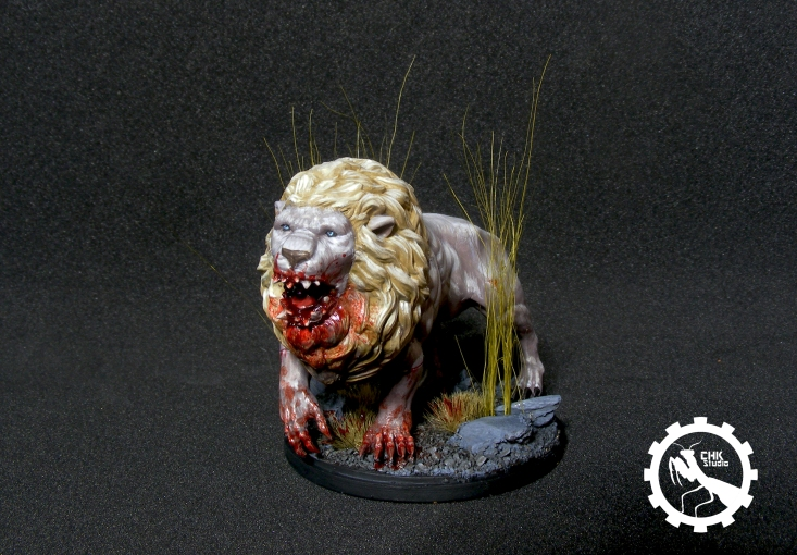 The Lion Kingdom Death