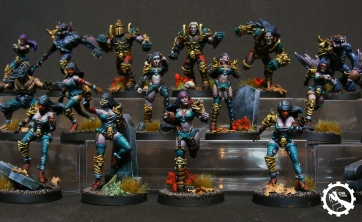 REVENANTS TEAM