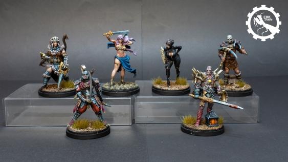 Kingdom Death Survivors