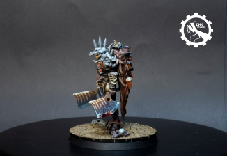 Kingdom Death Butcher