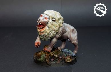 Kingdom Death Lion