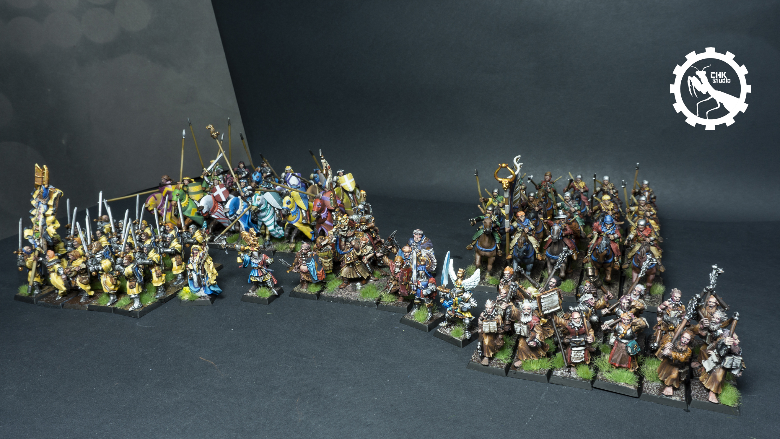 Army Bunch Bretonnia 2