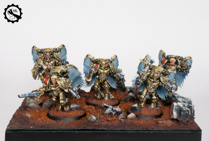 Sanguinary with Base